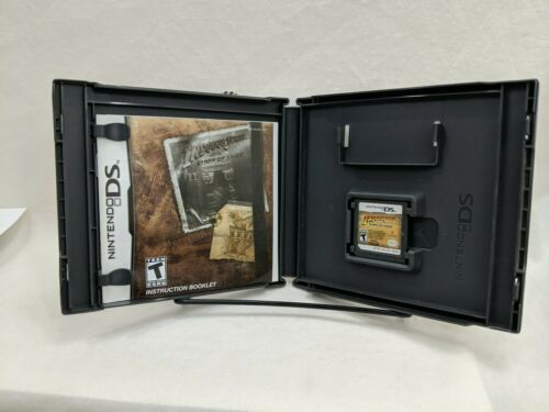 Indiana Jones and the Staff of Kings (Nintendo DS, 2009) image 3