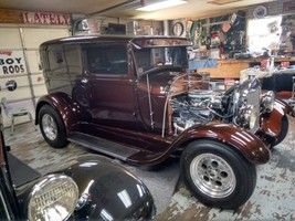 1929 Ford Model A Sedan Delivery For Sale image 6