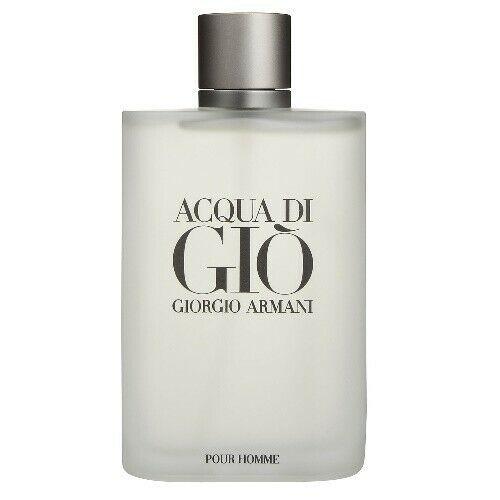 Aqua ACQUA DI GIO Cologne by Giorgio Armani, 6.7 oz EDT Spray for Men NEW Parfum