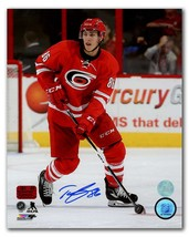 Teuvo Teravainen Carolina Hurricanes Autographed NHL Hockey 8x10 Photo - $40.00