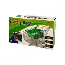 Reusable Shopping Cart Grocery Bags OL375 - $35.59