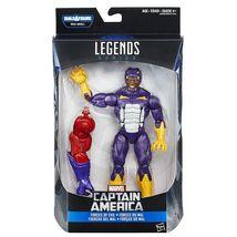 Marvel 6 Inch Legends Forces of Evil Cottonmouth Action Figure (Build Red Skull) image 3