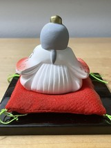 Pair of Vintage Hina Dolls from Japan image 8