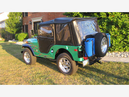 1970 Jeep CJ-5 For Sale In Liberty Twp., OH 45044 image 6