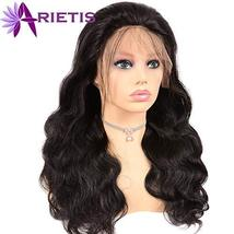 ARIETIS Hair Body Wave Lace Front Human Hair Wigs for Black Women 10 inch 150% D image 2