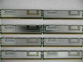 16GB (8x 2GB) PC2-5300F Dell Precision 490 690 T5400 T7400 R5400 Mémoire