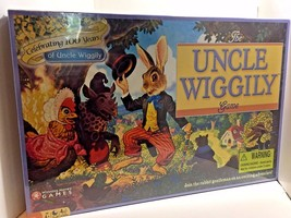 The Uncle Wiggily Game Sealed Rabbit Adventure ... - $14.01