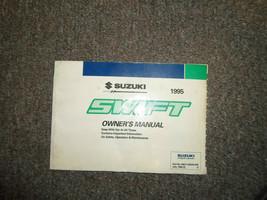 1995 suzuki swift owner manual owner operators new factory - $59.48