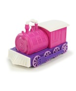 KidsFunwares Chew-Chew Train Place Setting, Pink - Transforms from a Tra... - $12.27