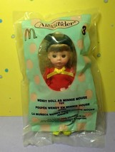 Madame Alexander (Wendy Doll as Minnie Mouse) - $7.92