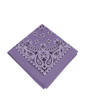 "3 Pack USA Made Premium Cotton Head Wrap Scarf Bandana Multiple Colors 21"" X 21"" image 14"
