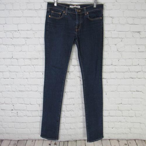 J Brand Jeans Womens 28 Skinny Ink C37