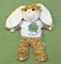 BUILD A BEAR SMALLFRYS BUDDIES BUNNY RABBIT STUFFED ANIMAL BE THE FUTURE... - $11.88