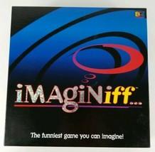 Imaginiff Funny Board Game 1998 Buffalo Games Award Winning Game - $8.59