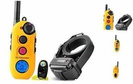 Bundle of 2 Items - E-Collar - EZ-900 - 1/2 Mile Remote Waterproof Trainer  - €268,25 EUR