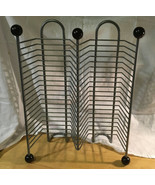 Wire CD Rack Tabletop Holds 40 - $15.88