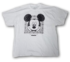 Disney Mickey Mouse Big Face Establish 1928 Short Sleeve Men's T-Shirt NWOT - ₹1,149.77 INR
