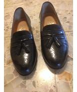 Salvatore Ferragamo Chaussures Homme 7.5 D Gland Mocassins - $256.40