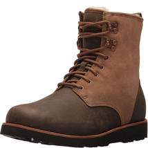 UGG Men's Hannen TL Winter Boots Dark Chestnut Brown 11 M MSRP 230 New - $217.79