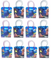 15 pcs FINDING NEMO DORY CANDY BAGS GOODY LOOT PARTY FAVORS DISNEY BIRTHDAY - $14.84