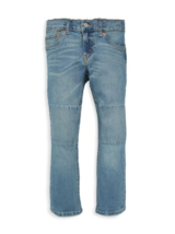 KID Boys 8-20 Levis 511 Patched knee Slim Fit Stretch Jeans Fast ship - $12.95