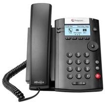 Polycom 201 IP Phone - Desktop, Wall Mountable - 2 x Total Line - VoIP -... - $81.99