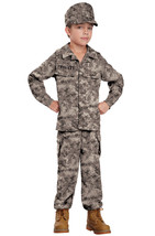 Military Soldier Child's Costume  - $23.95