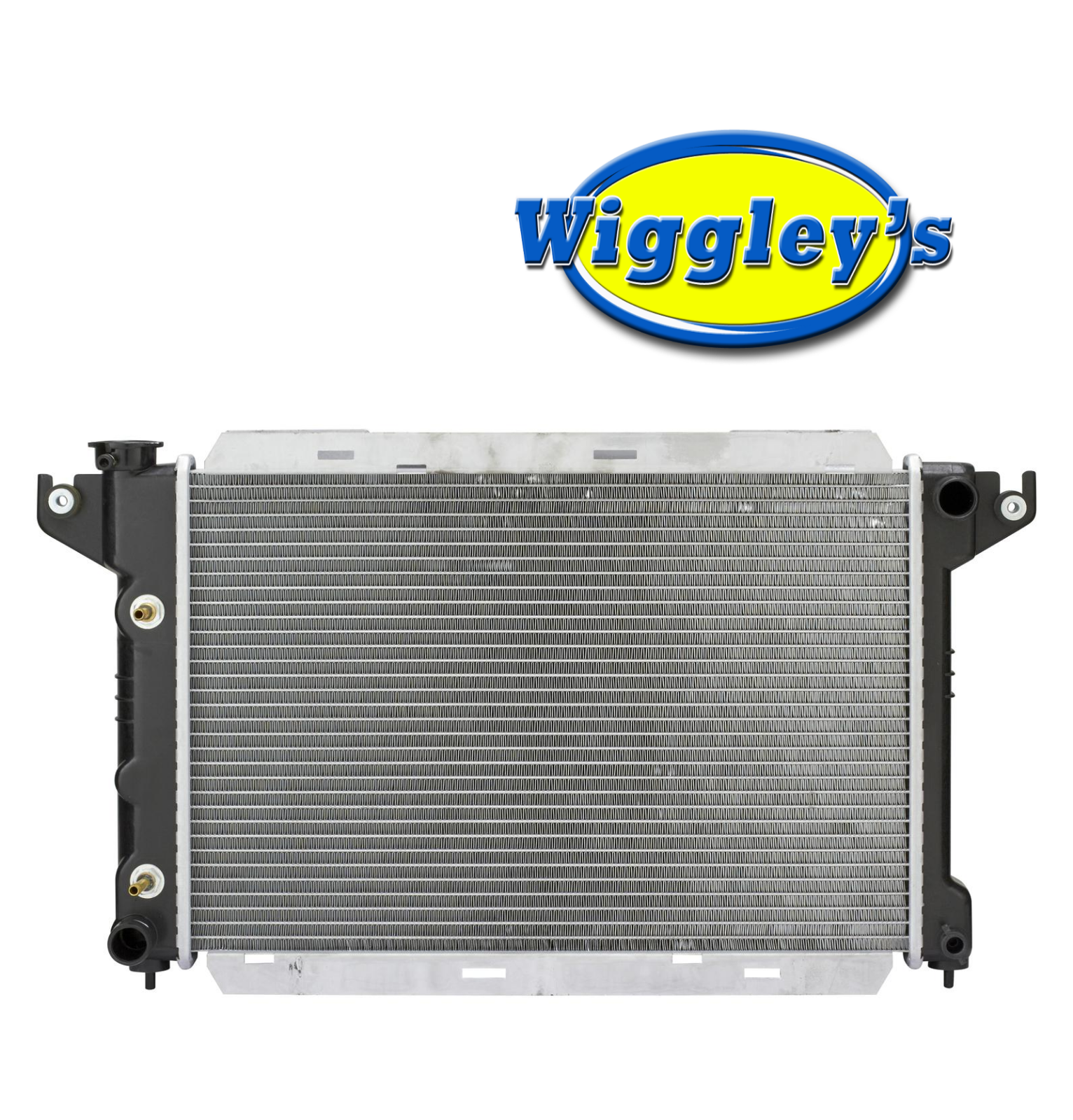 RADIATOR CH3010258 FOR FRONT 87 88 89 90 DODGE SHADOW PLYMOUTH SUNDANCE