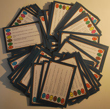 Various TRIVIAL PURSUIT Game Cards Pub Quiz, After Dinner Games, Party. ... - $2.61+