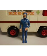 1979 Vintage Fisher-Price Adventure People #323 Frogman Diver  - $13.10