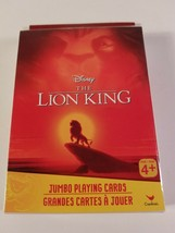 Disney Lion King Playing Cards, New. 4+ free shipping - $9.95