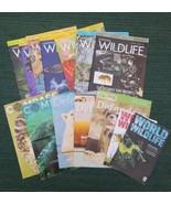 National Wildlife, Defenders, Compass, World Wildlife Nature Magazine Lo... - $19.95