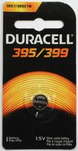 Button Cell Type 395 399 Battery Duracell 2 Pk - $5.90