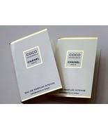 2 x Chanel Coco Mademoiselle Eau de Parfum Intense Samples Spray EDP Per... - $9.85