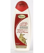 1 Bottle Alpen 17 Oz Moisturizing Goat Milk Body Wash With Added Almond ... - $20.99