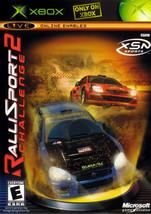 Ralli Sport Challenge 2 Xbox OG - $7.75