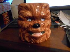 CHEWBACCA Vintage Mug Star Wars Return of the Jedi NICE 1983 Sigma old o... - $20.00