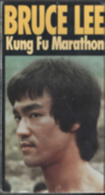 Bruce Lee Kung Fu Marathon Vhs image 1