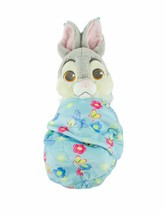 Disney Baby Thumper Bunny Rabbit from Bambi in a Pouch Blanket Plush Doll - $37.61
