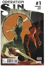 OPERATION S.I.N. (All 5 ISSUES) MARVEL 2014 - $18.39