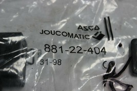 Asco 881-22-404 Joucomatic Connector Kit New Pack of 2 image 2