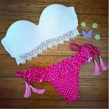 Hot Push Up Stylish Bikini Set For Women - $21.74