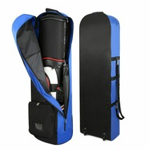 Golf Air Bag PGM Nylon With Pulley Collapsible Golf Bag Double Zipper - $92.39