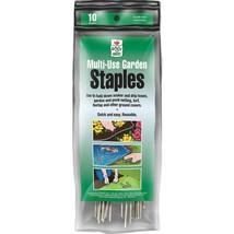 Jobes Multi-use Garden Staples 6 Inch/10 Pack 038398082407 - $14.47