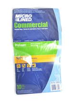 DVC Jansen Proteam Sierra Microlined Paper Vacuum Bags - $8.96