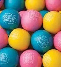 Dubble Bubble Cotton Candy 24mm Gumballs 1 Inch, 2 Pounds Approximately ... - $15.51