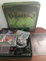 Disney Villainous Board Game The Worst Takes It All Wonder Forge 100% Complete - $24.70