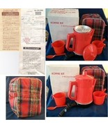 Vintage Cornwall Koffee Kit with Original Box and Receipts - $25.00