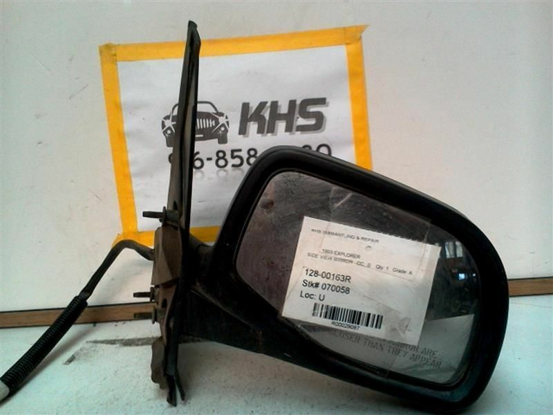 Primary image for Passenger Side View Mirror Power Non-heated Fits 91-94 EXPLORER 29087