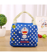 Lunch Bag Box Doraemon For Kids Children  Blue - $15.99